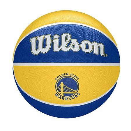 Bola de Basquete Wilson Golden State Warriors Team Tribute 7