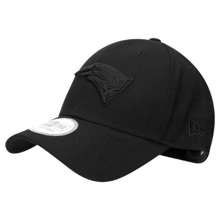 Boné New England Patriots 940 Snapback Black on Black - New Era