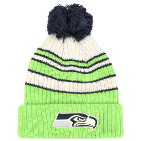 Gorro Touca Seattle Seahawks Tradicional Stripe - New Era