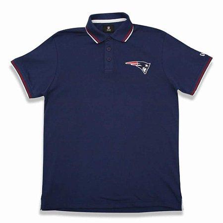 Camisa Polo New England Patriots NFL - New Era