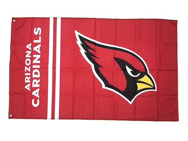 Bandeira Arizona Cardinals NFL - Grande
