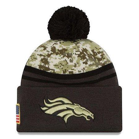 Gorro Denver Broncos Salute To Service STS Militar - New Era