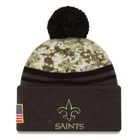 Gorro New Orleans Saints Salute To Service STS Militar - New Era