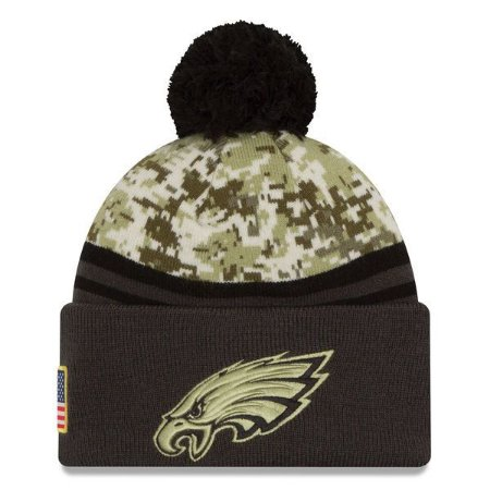 Gorro Philadelphia Eagles Salute To Service STS Militar - New Era