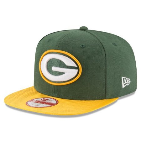 Boné Green Bay Packers Sideline 2016 Snapback - New Era