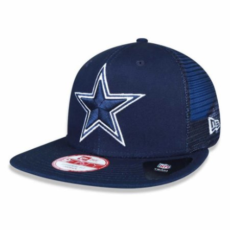 Boné Dallas Cowboys Trucker 950 Snapback - New Era