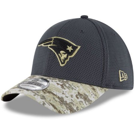 Bone New England Patriots Salute To Service STS Militar 3930 - New Era