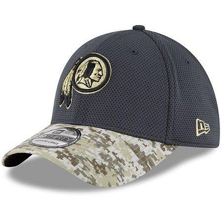 Bone Washington Redskins Salute To Service STS Militar 3930 - New Era