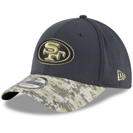 Bone San Francisco 49ers Salute To Service STS Militar 3930 - New Era