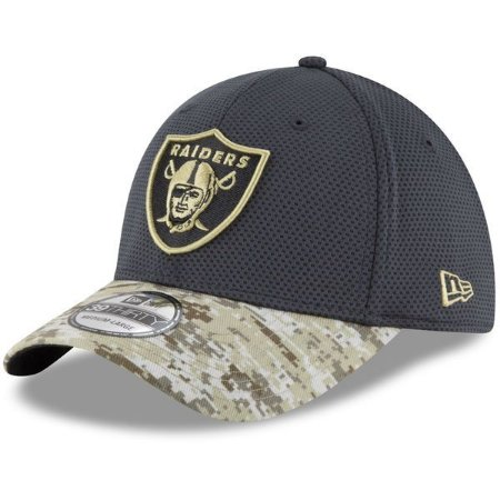 Bone Oakland Raiders Salute To Service STS Militar 3930 - New Era