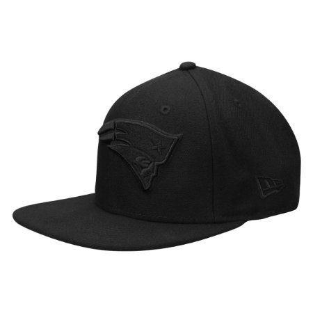 Boné New England Patriots 950 Black on Black - New Era - FIRST DOWN ... c1ce96173ac18