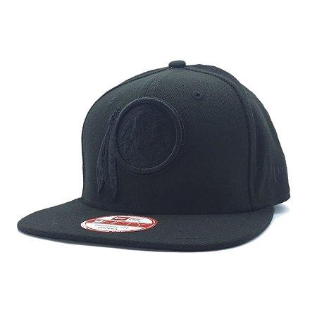 Boné Washington Redskins 950 Black on Black - New Era