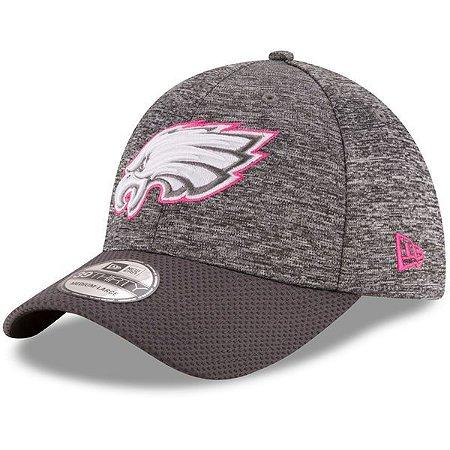 Boné Philadelphia Eagles 3930 Outubro Rosa - New Era