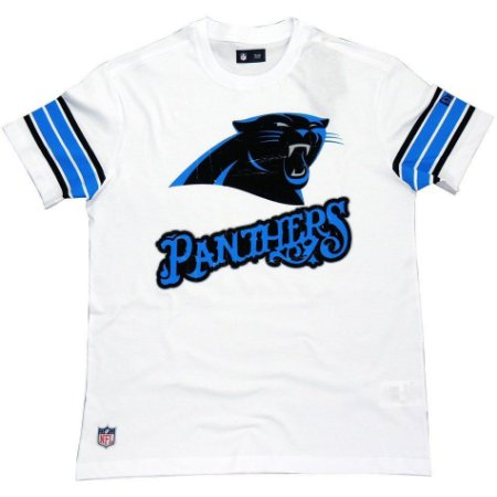 Camiseta Carolina Panthers NFL Vintage Branco - New Era