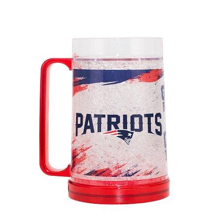 e13ea1adc Caneca Chopp Térmica New England Patriots - NFL - FIRST DOWN ...