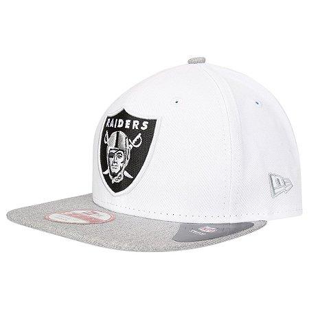 Boné Oakland Raiders 950 Snapback Logo Refresh - New Era