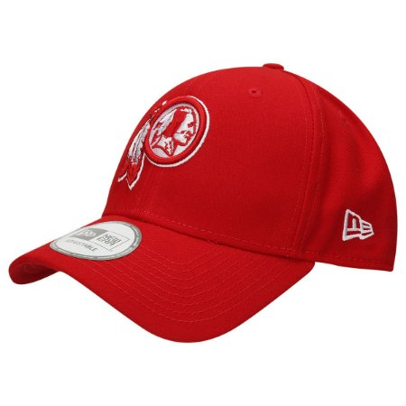 Boné Washington Redskins 940 Snapback White on Red - New Era