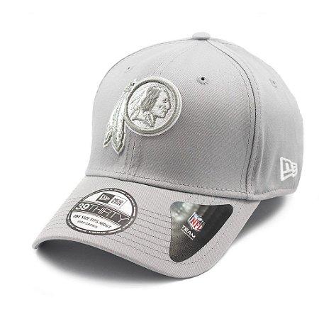 Boné Washington Redskins 3930 White on Gray - New Era