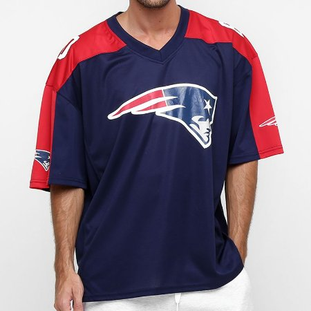 Camiseta JERSEY Synthetic New England Patriots NFL - New Era