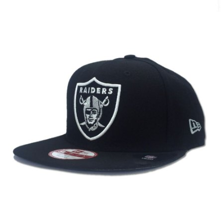 Boné Oakland Raiders Campeão SuperBowl 950 Snapback - New Era