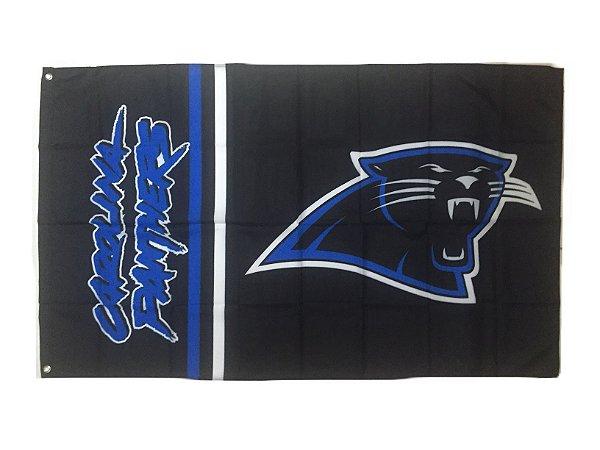 Bandeira Carolina Panthers NFL - Grande
