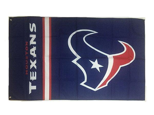 Bandeira Houston Texans NFL - Grande