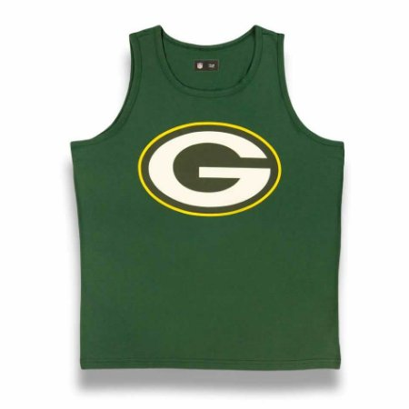 Regata Green Bay Packers Verde - New Era
