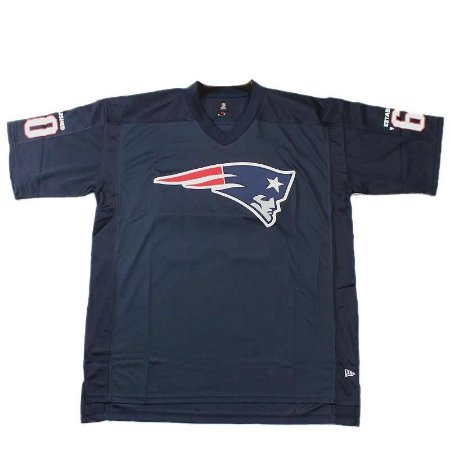 662bac77e3 Camiseta JERSEY Especial New England Patriots NFL - New Era - FIRST ...