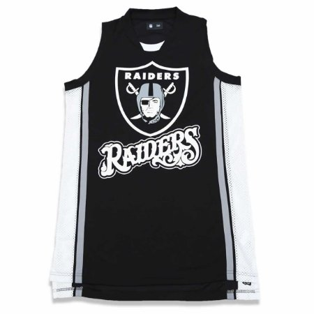 Regata Jersey Oakland Raiders NFL Preto - New Era