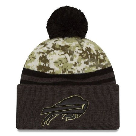 Gorro Buffalo Bills Salute To Service STS Militar - New Era