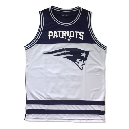 Regata Basketball New England Patriots NFL - New Era