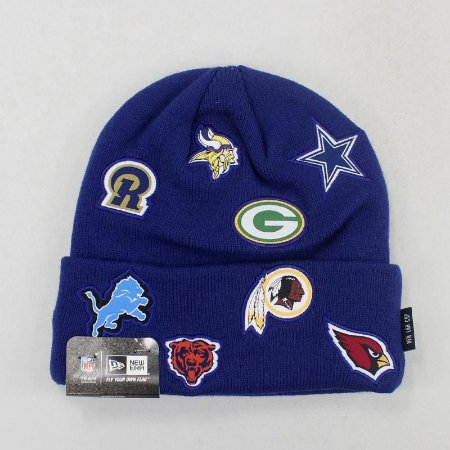 Gorro NFL Logos Team - New Era