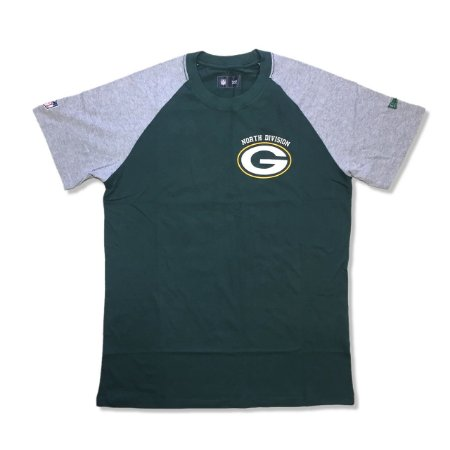 Camiseta Green Bay Packers Division Verde - New Era