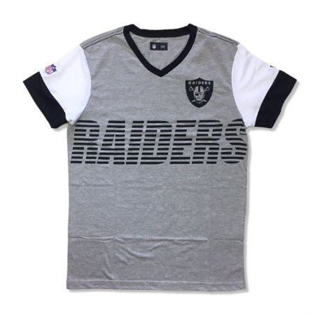 Camiseta Oakland Raiders Surton - New Era - FIRST DOWN - Produtos ... 91c011358d4