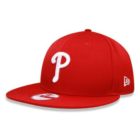 Boné Philadelphia Phillies Strapback Team Color MLB - New Era