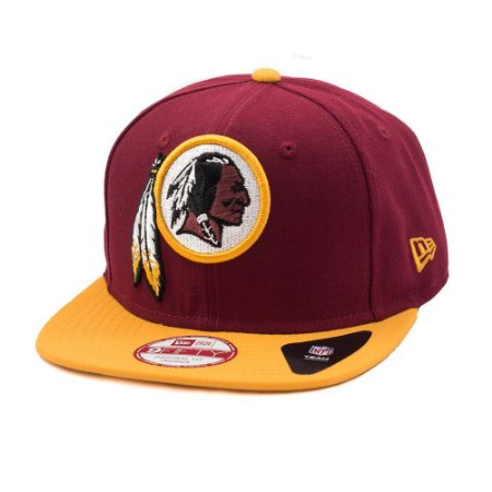 Boné Washington Redskins Logo Grand Redux 950 Snapback - New Era