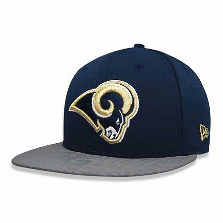Boné Los Angeles Rams DRAFT14 Fechado 5950 - New Era