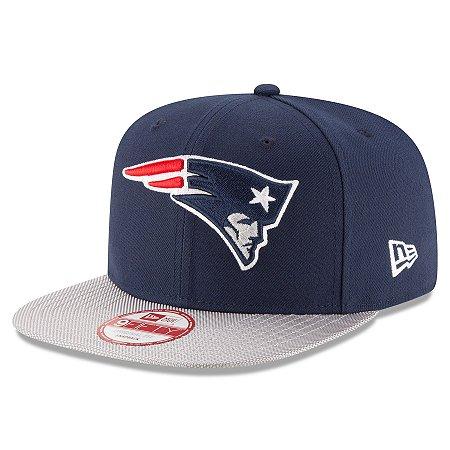Boné New England Patriots Sideline 2016 Snapback - New Era