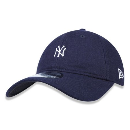 Boné New York Yankees 920 Mini Logo Marinho - New Era - FIRST DOWN ... 063fe22f820