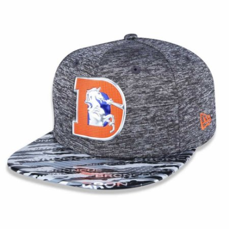 Boné Denver Broncos 950 Snapback Kickoff Print Shadow - New Era