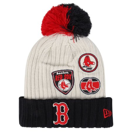 Gorro Touca Boston Red Sox Vintage Knitter - New Era