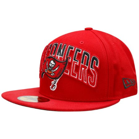 Boné Tampa Bay Buccaneers DRAFT 5950 Fechado - New Era