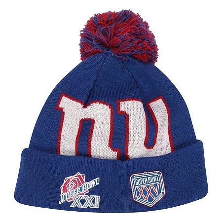 Gorro Touca New York Giants Big Team Super Bowl - New Era