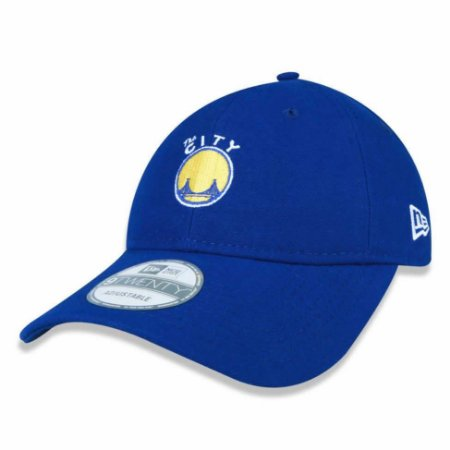 Boné Golden State Warriors 920 Mini Logo NBA - New Era