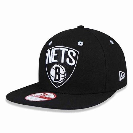 Boné Brooklyn Nets 950 Snapback NBA - New Era