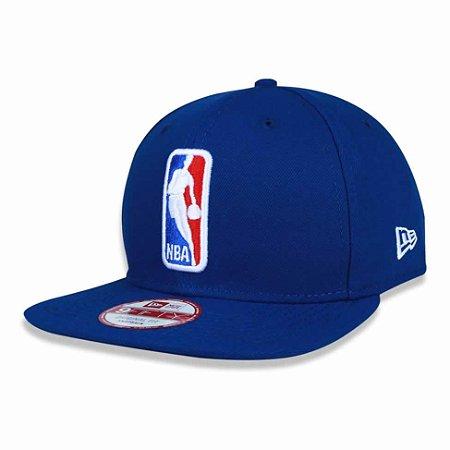 Boné Basic Logo NBA 950 Snapback Azul - New Era