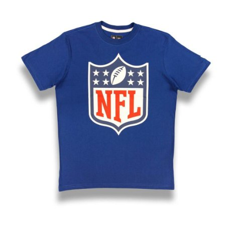 Camiseta NFL Logo Azul - New Era