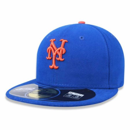 2a786306f Boné New York Mets 5950 MLB AC Fechado - New Era - FIRST DOWN ...