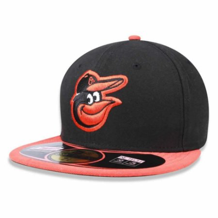Boné Baltimore Orioles 5950 MLB AC Fechado - New Era