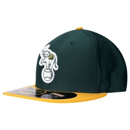 Boné Oakland Athletics 5950 Diamond Fechado - New Era